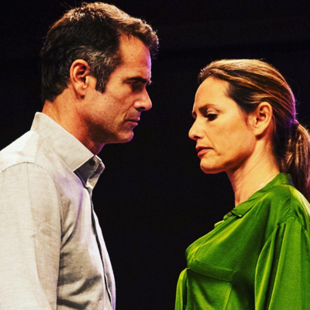 Fernanda Serrano e Pedro Lima