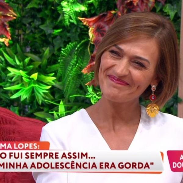 Fátima Lopes chora em direto na TVI com surpresa da filha e assume complexos com o corpo