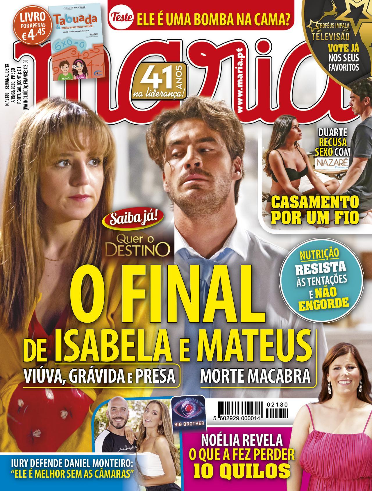 Revista Maria 2180