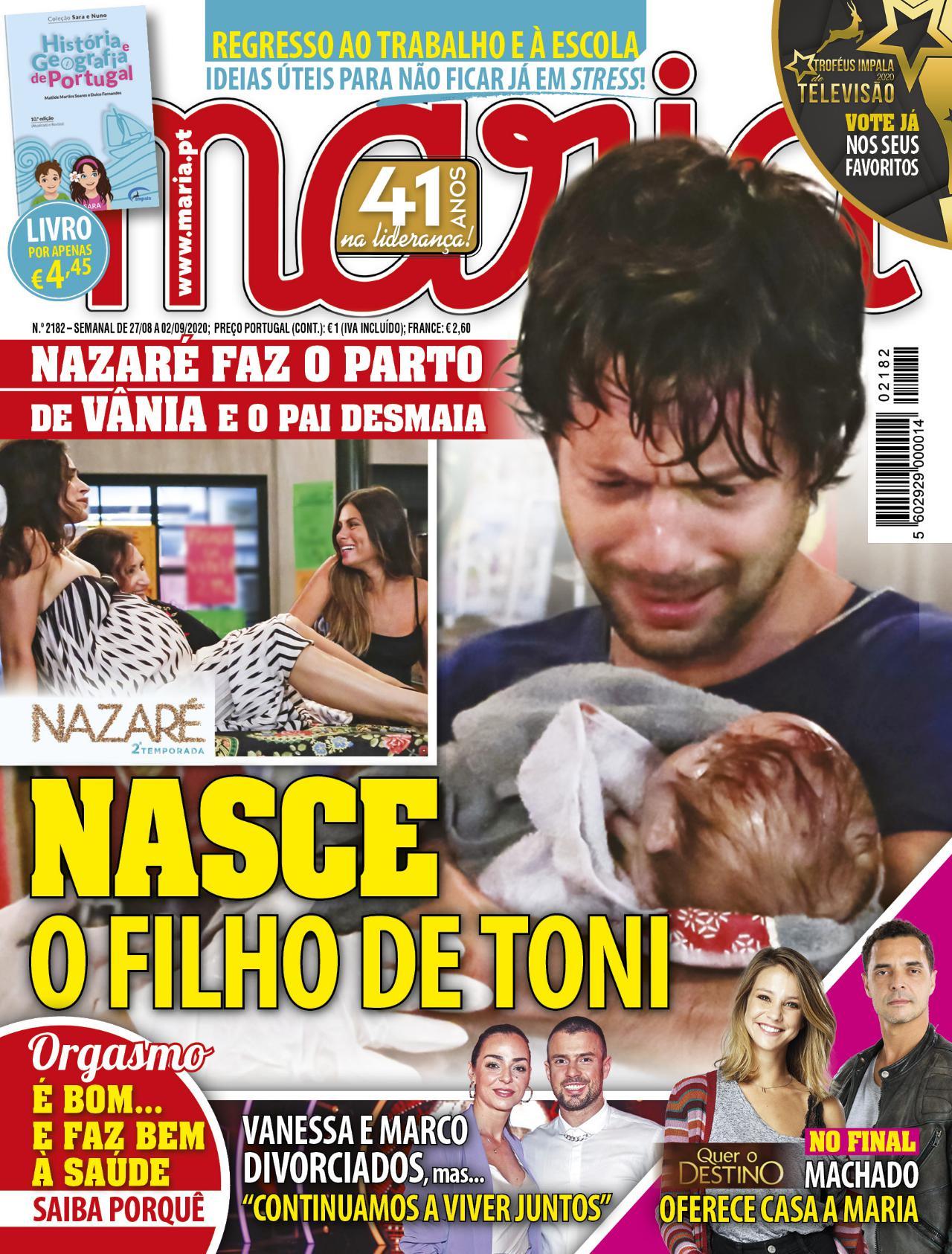 Revista Maria 2182