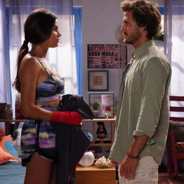 Nazaré: Rui vai a casa de Matilde e beija Nazaré! A reação dela é surpreendente