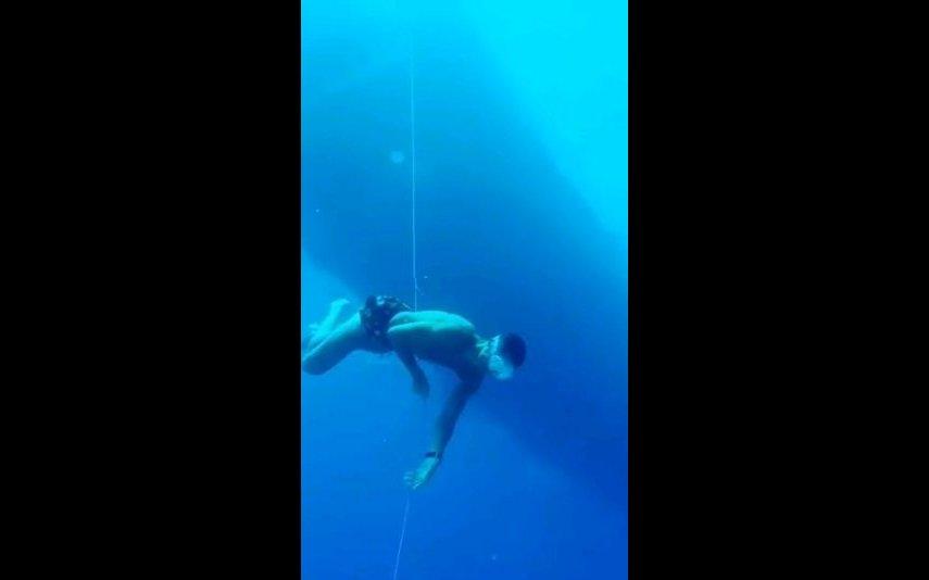 Ronaldo mergulho
