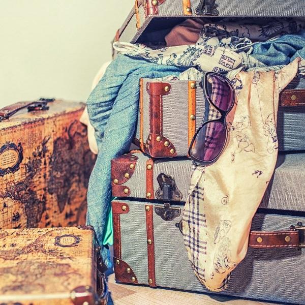 Conheça os cinco truques para arrumar as malas sem complicações antes de ir de férias