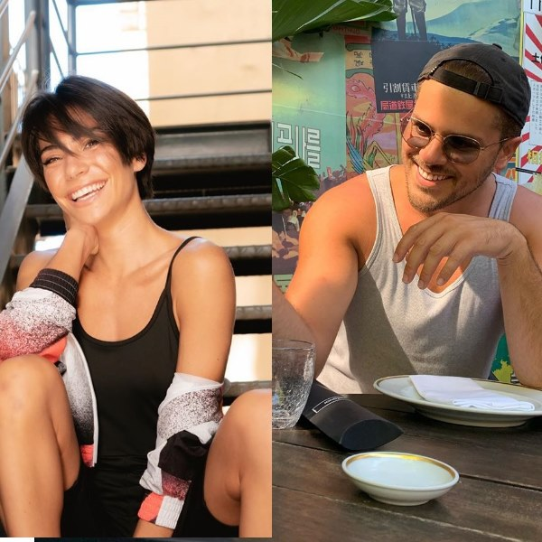 Mickael Carreira faz piada com novo corte de cabelo da cunhada Carolina Carvalho