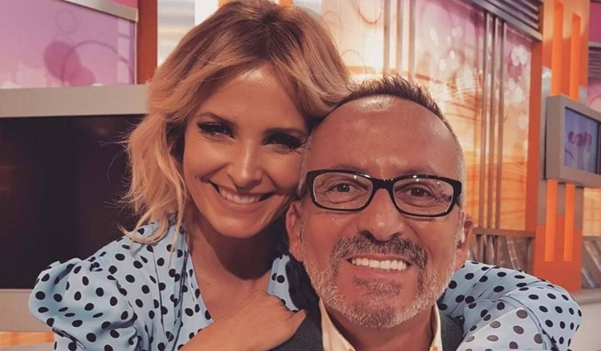 Cristina Ferreira e Manuel Luís Goucha