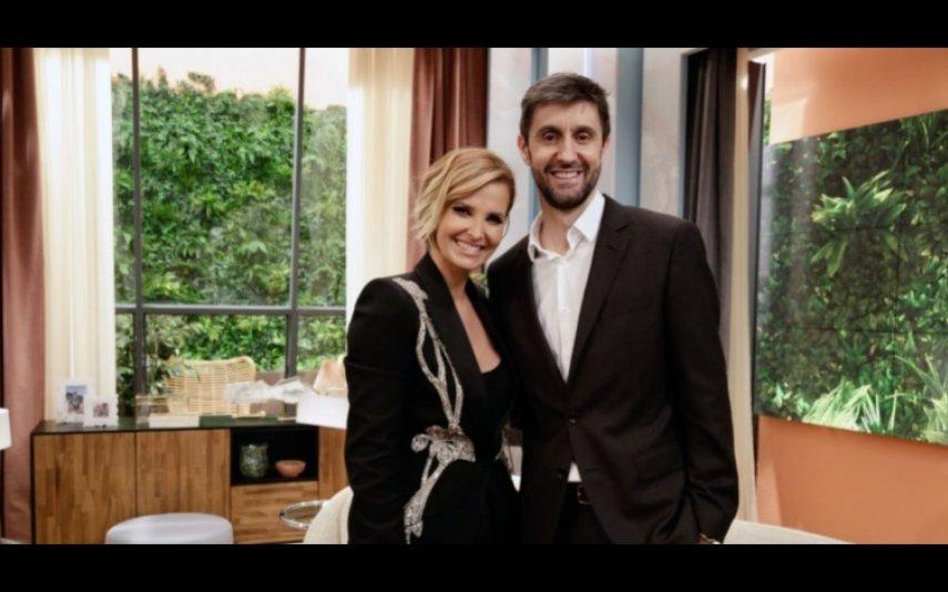 Cristina e Daniel Oliveira, SIC