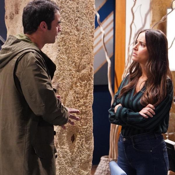 Terra Brava: Beatriz descobre mais uma mentira de Diogo e desiste de fazer as pazes com ele
