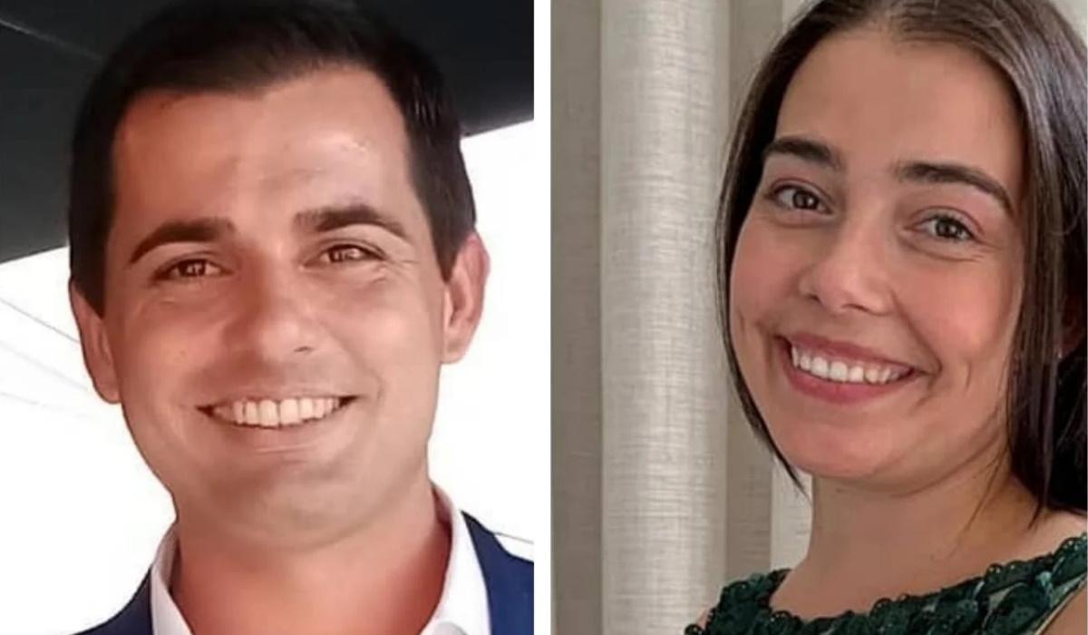 António Hipólito e Catarina Manique
