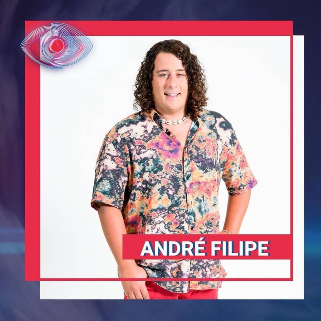André Filipe de Big Brother