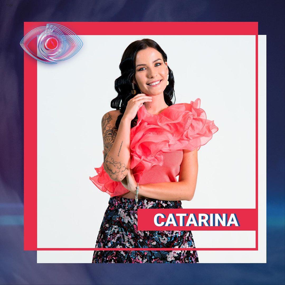 Catarina. Big Brother - A Revolução