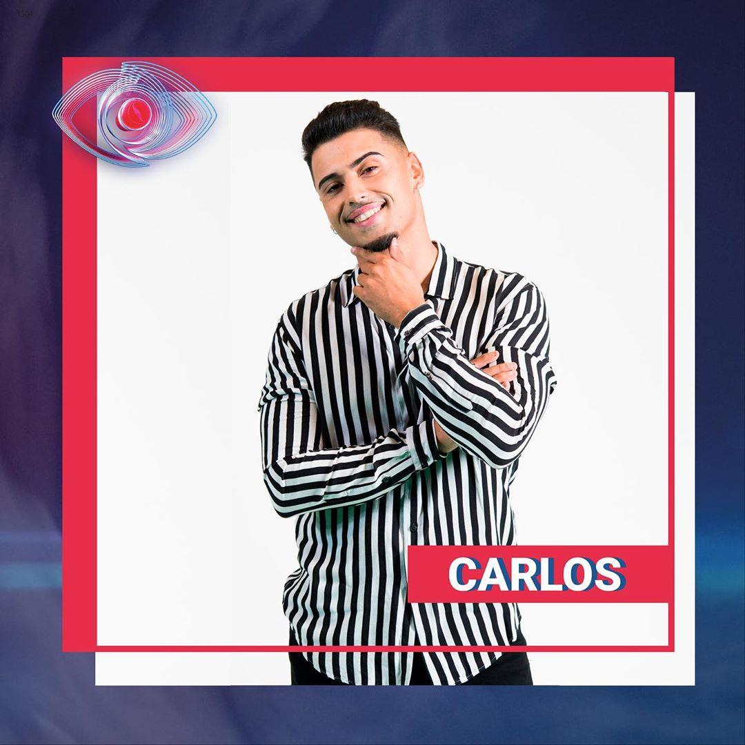 Carlos Big Brother pai