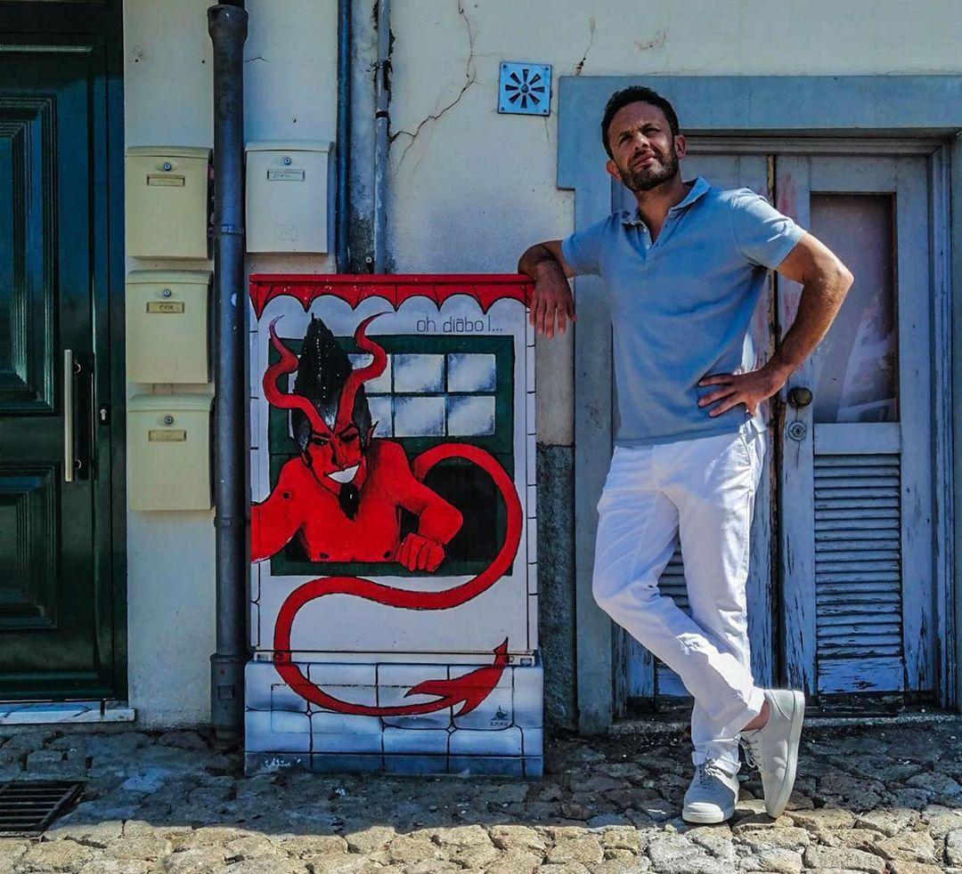 João Paulo Rodrigues recorda pai