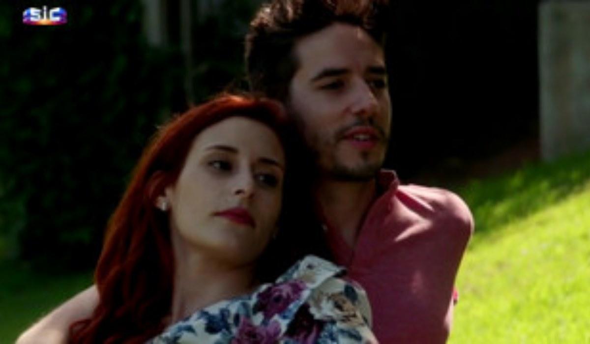 Cláudia e Diogo