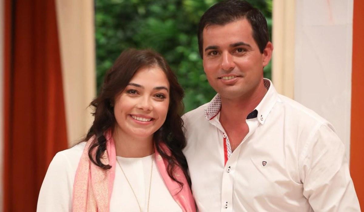 Catarina Manique e António Hipólito