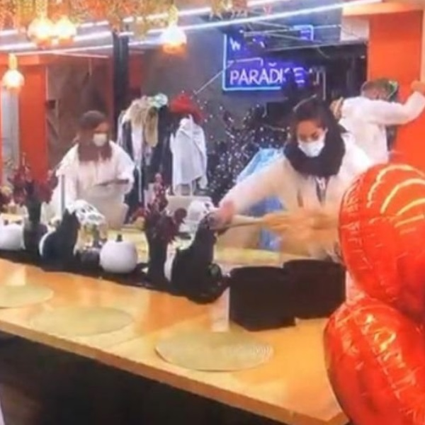 Engano no Big Brother mostra produção a preparar Halloween dentro da casa