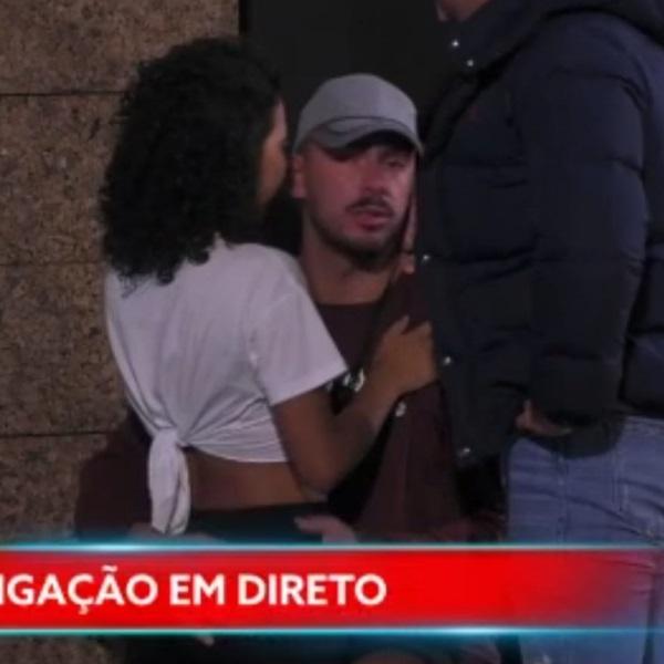 Big Brother: Pedro põe Renato a chorar ao tocar em assunto sensível