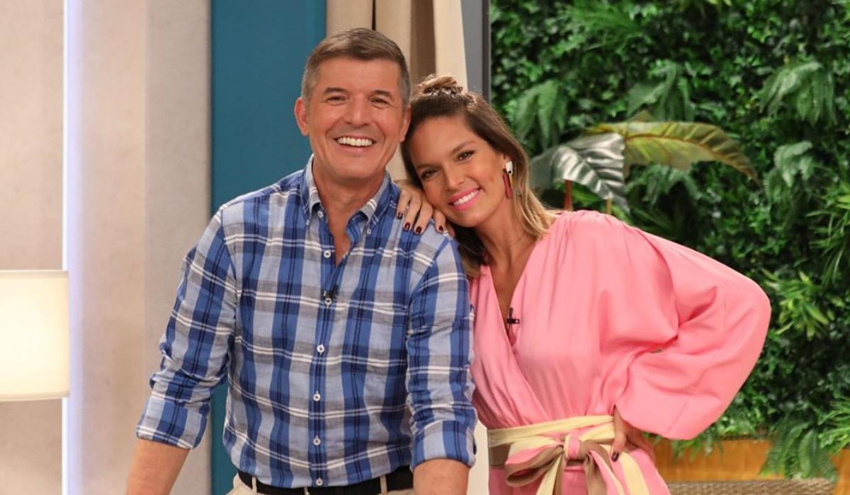 João Baião e Diana Chaves, Casa Feliz