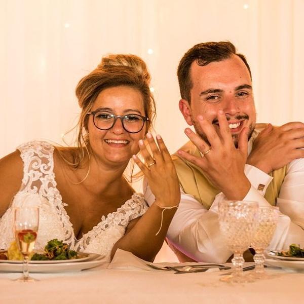 O Noivo é Que Sabe. Festa de Tiago e Ana Carolina marcada por 'briga' entre convidados