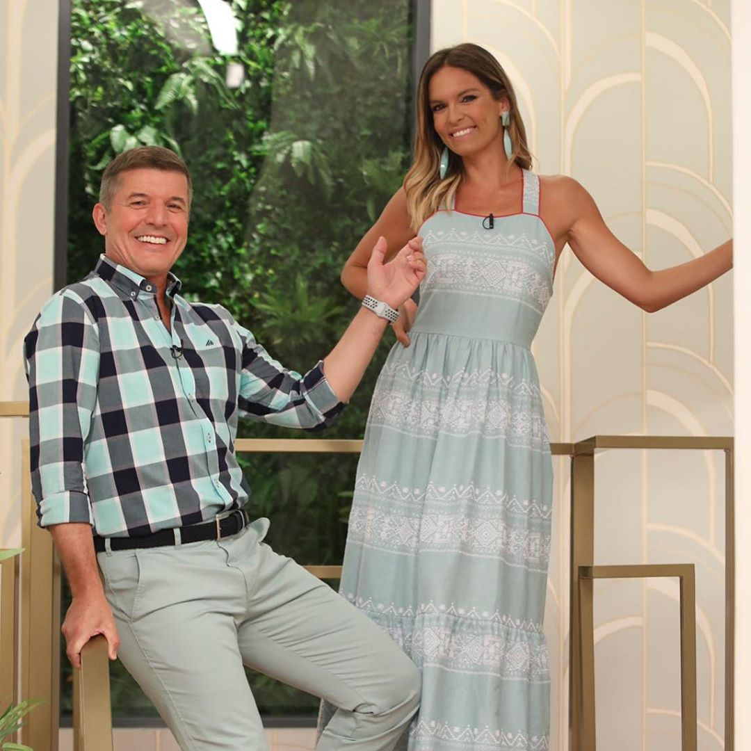 Diana Chaves e João Baião Casa Feliz