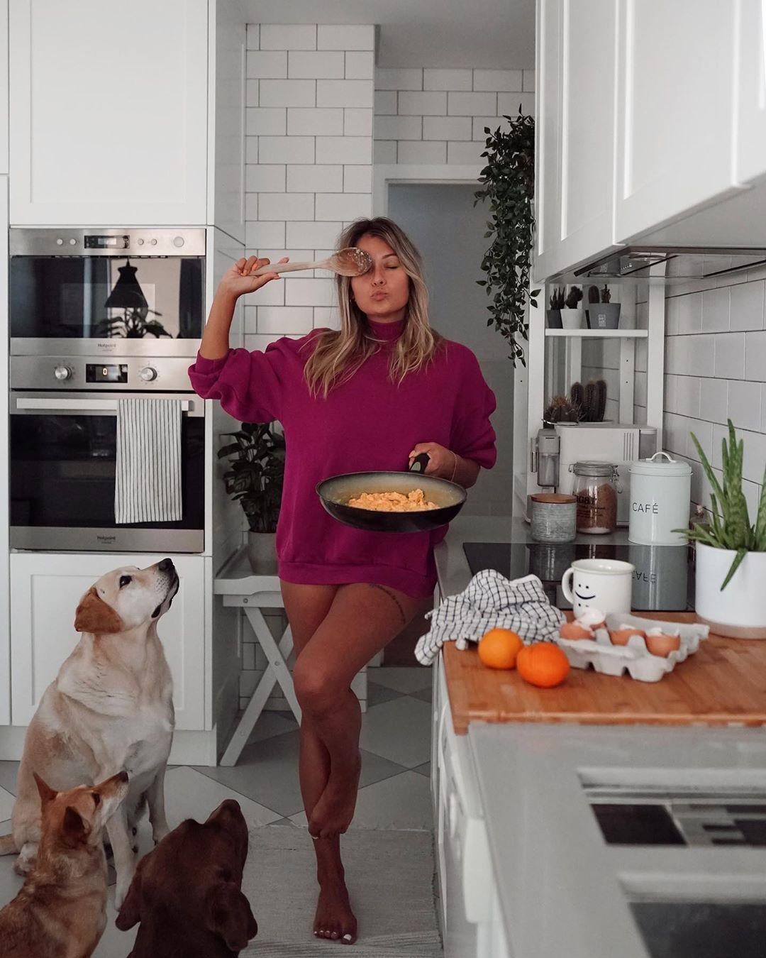 Vanessa Alfaro Bolo de Chocolate e Banana