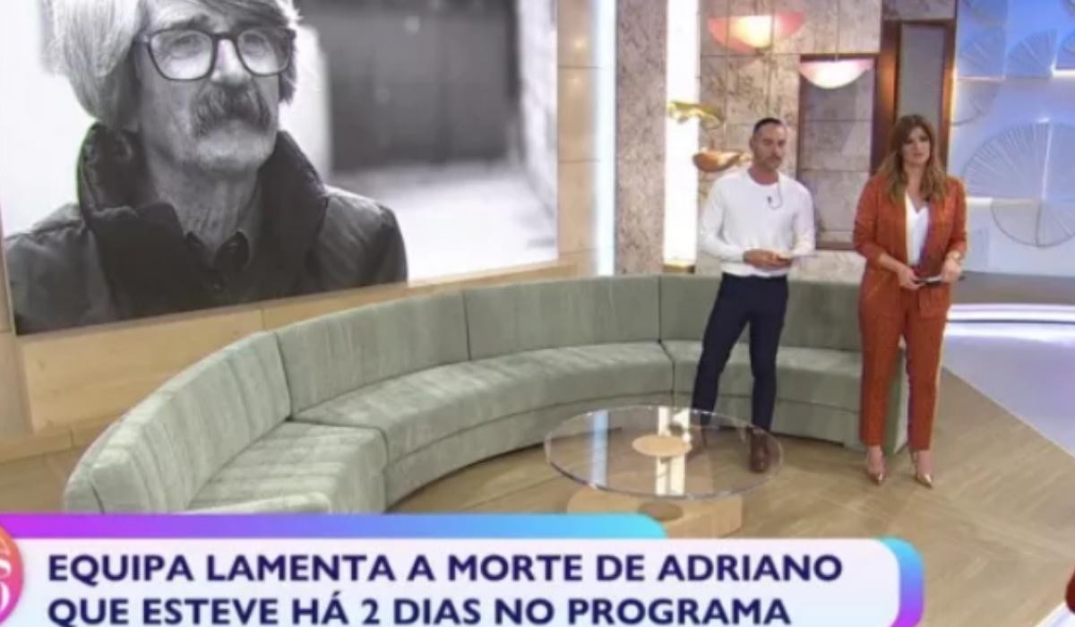 Dois às 10 Cláudio Ramos e Maria Botelho Moniz