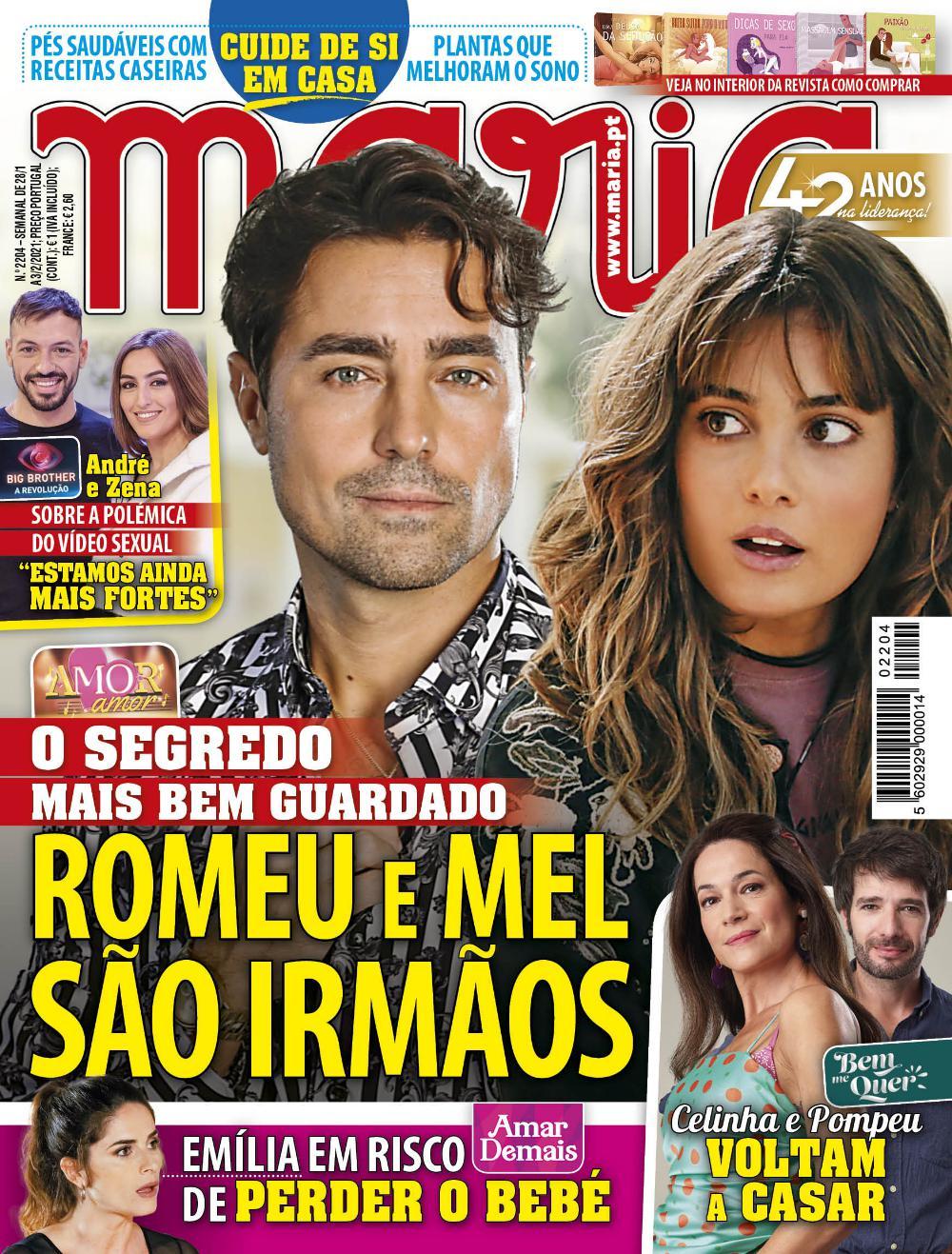 Revista Maria 2204
