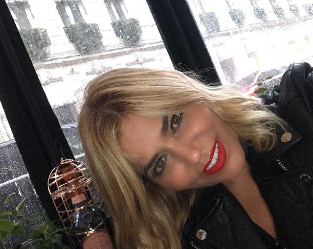 Fernanda Antunes mãe de Sara Carreira