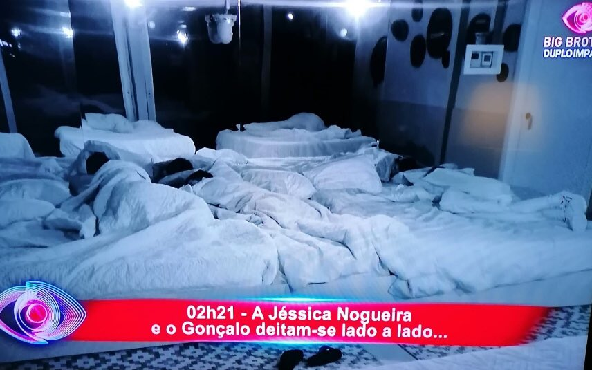 Jéssica Nogueira e Gonçalo Quinaz
