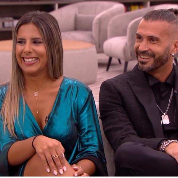 """""""Estamos a começar do zero"""". Savate e Joana confirmam namoro"""