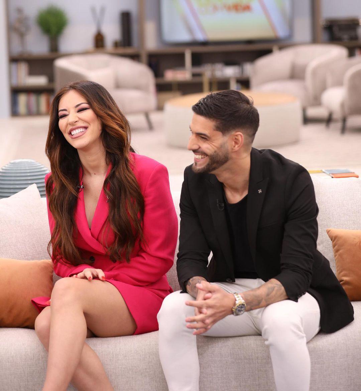 Jéssica Nogueira e Gonçalo Quinaz no Cristina ComVida