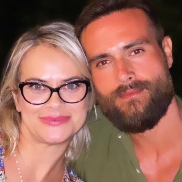 Mãe de Isaac Alfaiate confundida como namorada de ator