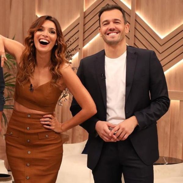 Maria Cerqueira Gomes e Pedro Teixeira