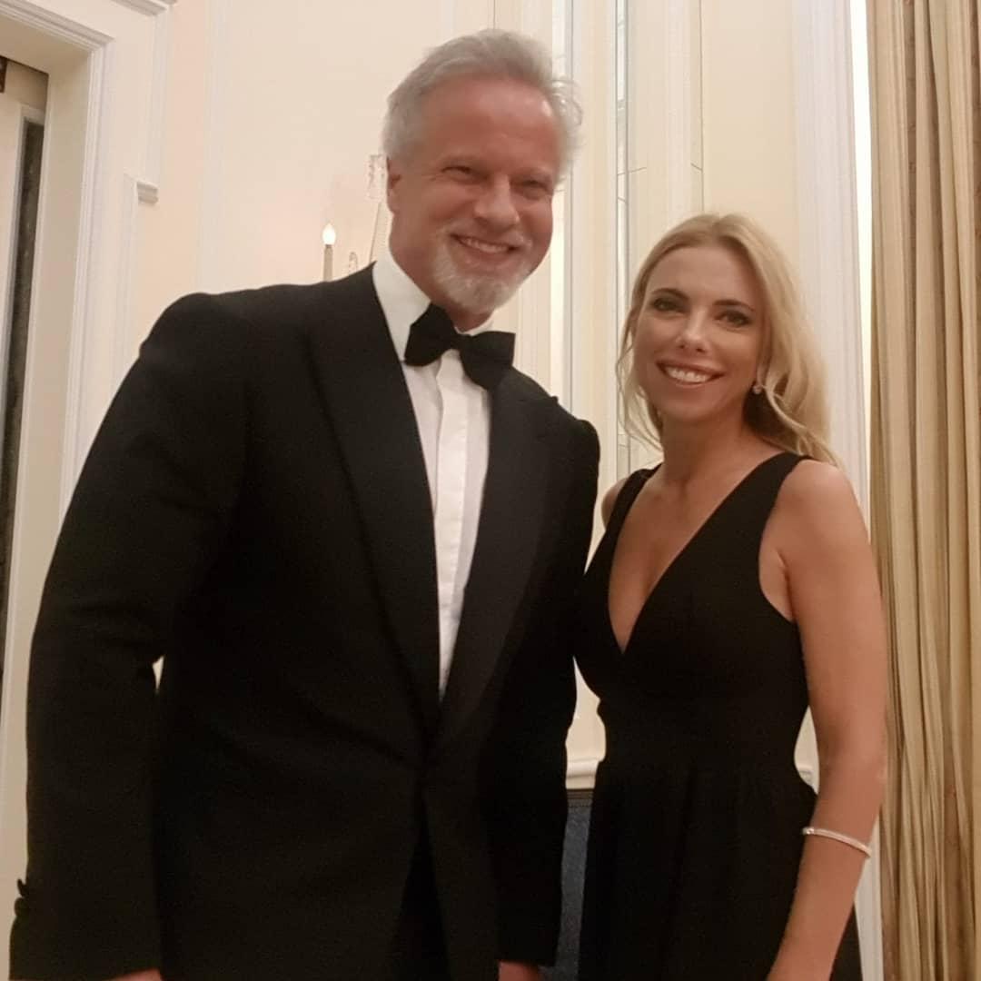 Ricardo Carriço e Ana Rebelo