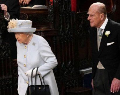 Marido da Rainha Isabel II sofre acidente de carro!