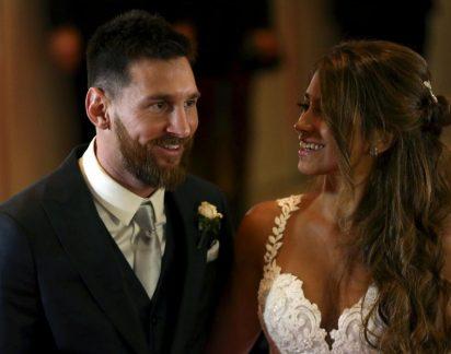 Messi: Revelado o sexo do terceiro filho do jogador