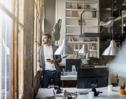Benefícios da meditação para quem trabalha em casa