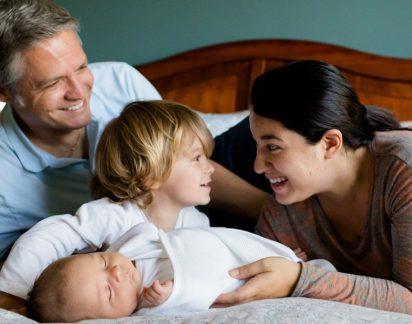 Filhos e confinamento: Aprenda a manter a calma com os mais pequenos