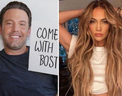 Jennifer Lopez e Ben Affleck estão novamente… ao fim de 17 anos!