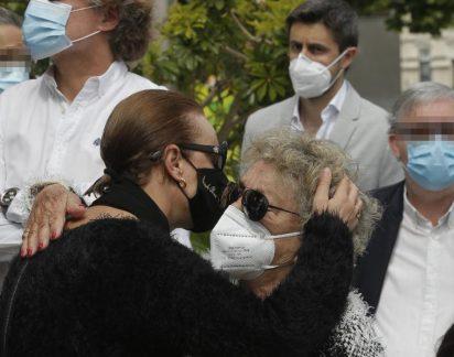 As imagens do último adeus a Maria João Abreu – Fotos
