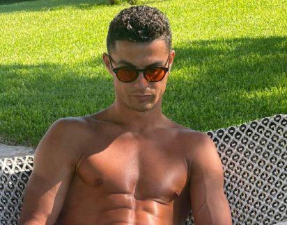 Ronaldo tem 15 dias para mudar marquise ilegal no apartamento em Lisboa