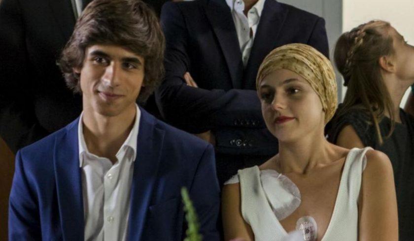 Samir e Joana casam no hospital