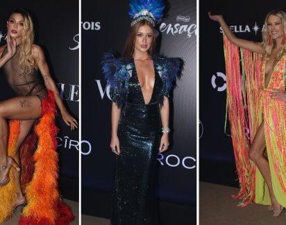 Despidas e poderosas! Os melhores looks do Baile da Vogue (fotos)