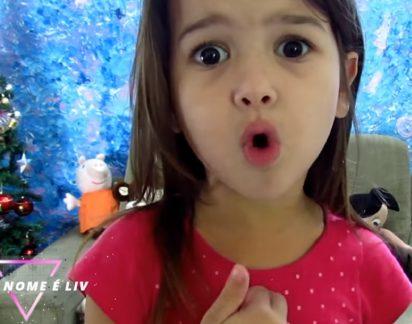 Menina de 5 anos explica ao mundo porque é que não come carne