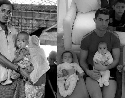 Cristiano Ronaldo recorre a redes sociais para pedir ajuda