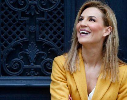 Ana Rita Clara muda de visual: «Algo de novo, a puxar pelo sol bem quente»