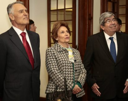 Depois de escândalo da Raríssimas, Maria Cavaco Silva volta a apoiar causa solidária