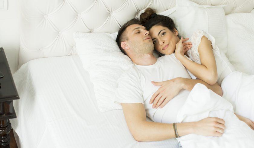 «Levo mais tempo a atingir o orgasmo»