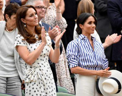 Kate Middleton copia vestido de convidada de casamento de Meghan e Harry