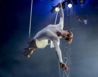Alma e Coração: Benedita torna-se uma artista de circo