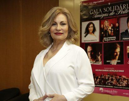 Caras conhecidas reagem à morte de Helena Ramos